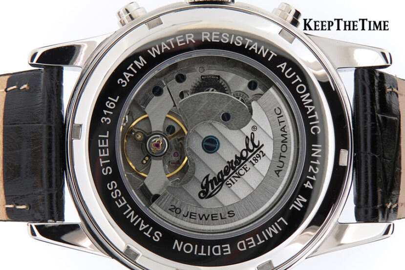 Ingersoll caliber IN 422A automatic movement