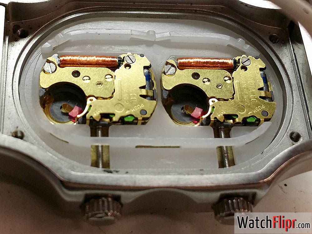 Miyota Caliber 5R32 Philip Stein Watches