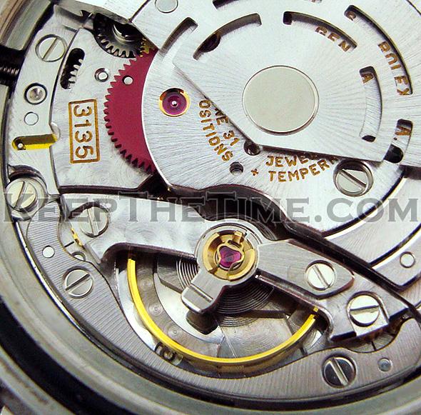 Rolex Caliber 3135