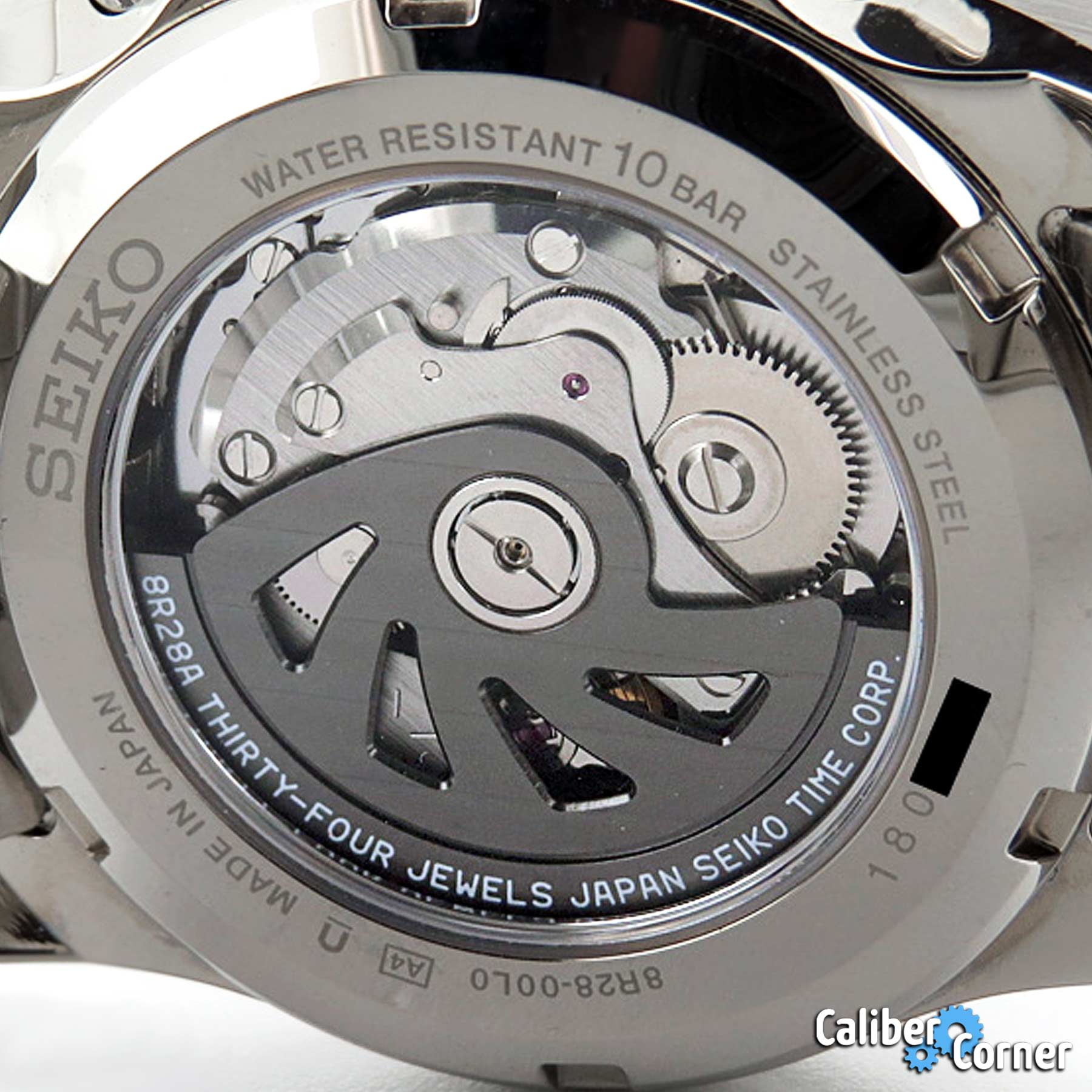 Seiko Caliber 8r28 Watch