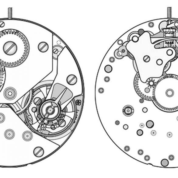 ETA 6497-1 vs 6497-2 differences