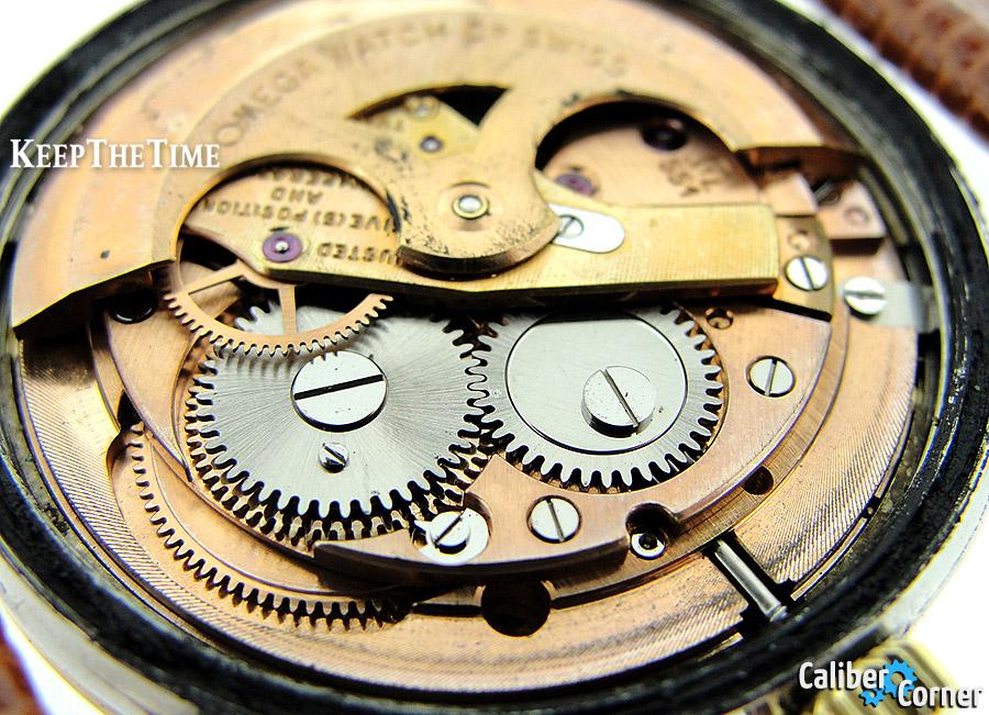 Omega Caliber 551 - Vintage Constellation 24 Jewels Automatic