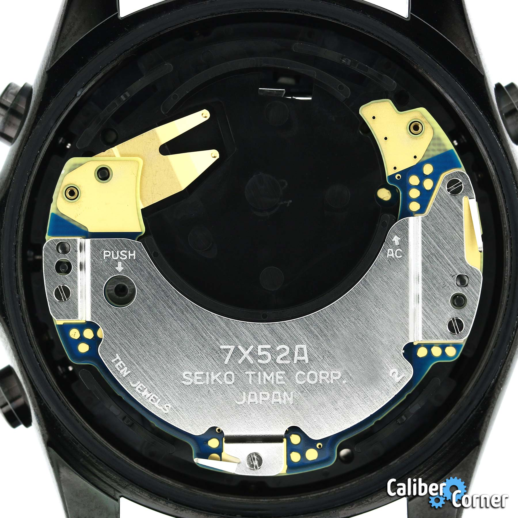 Seiko Caliber 7x52a Battery