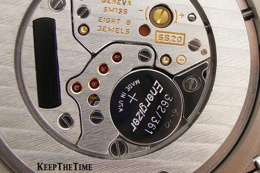 Rolex Caliber 6620 Quartz Specs