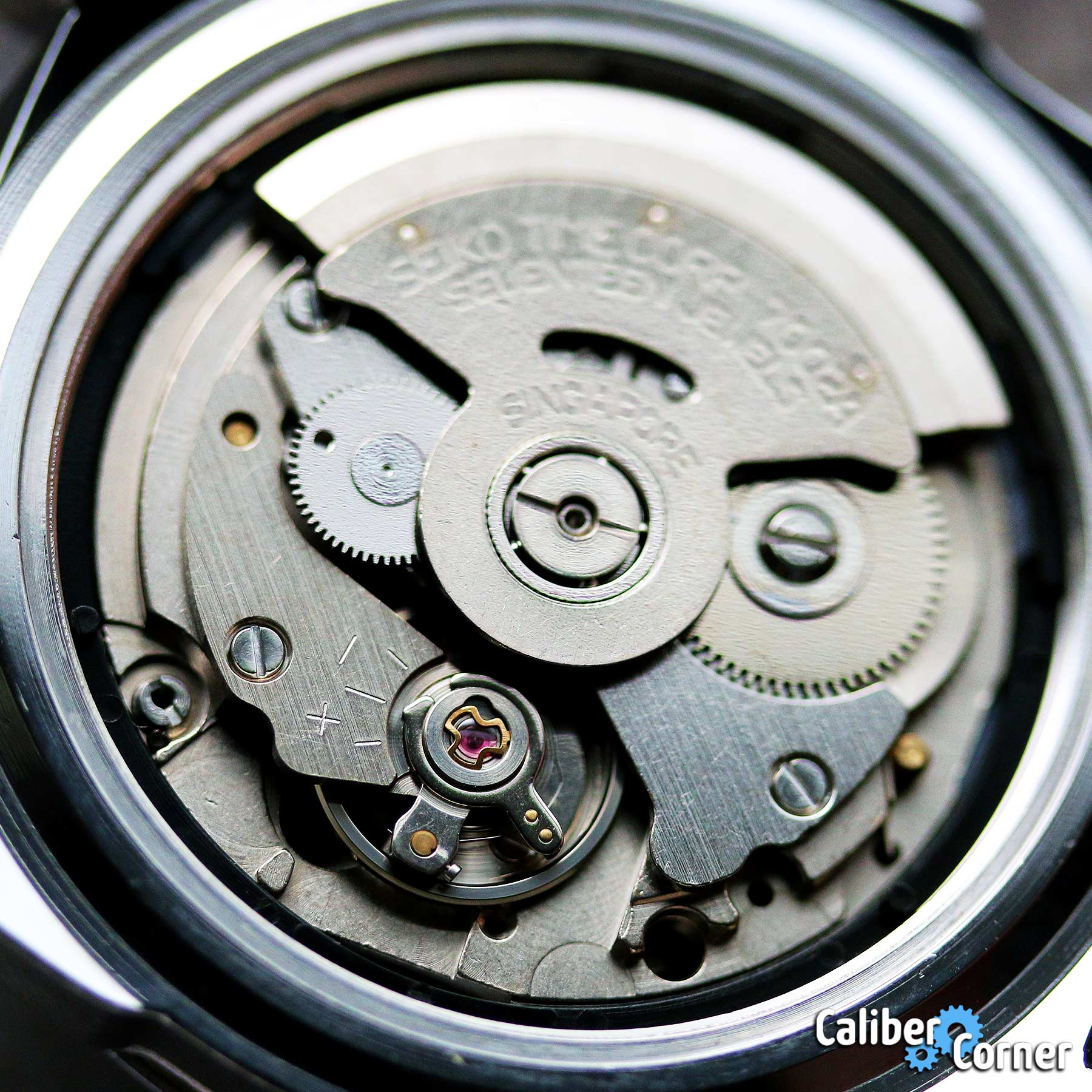 Seiko Caliber 7002a Balance Wheel