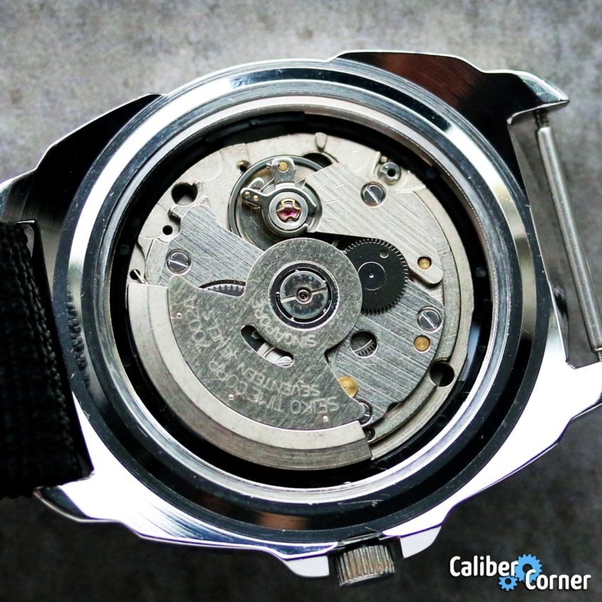 Seiko Caliber 7002a Watch Example