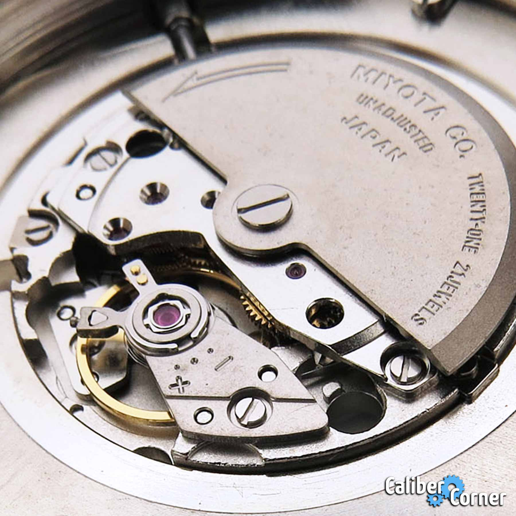 Miyota Caliber 8215 Movement 3