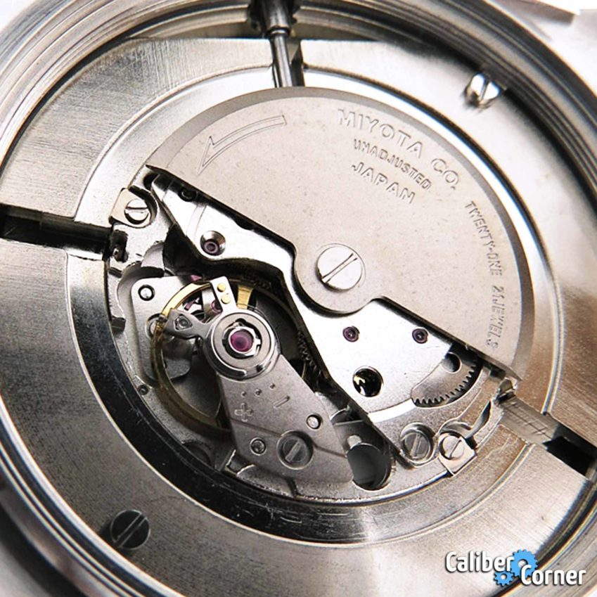 Miyota Caliber 8215 Movement