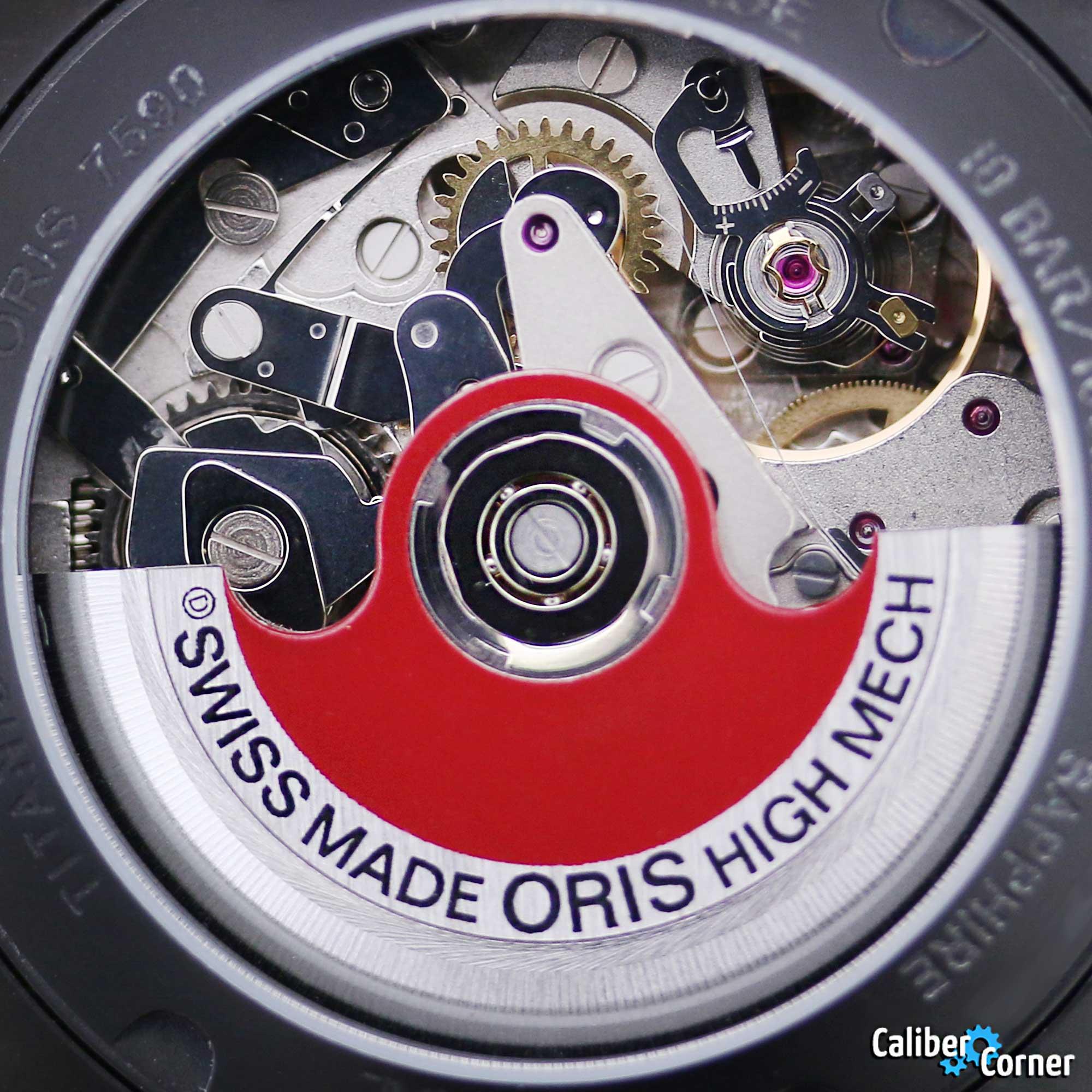 Oris caliber 677 aka ETA 7754