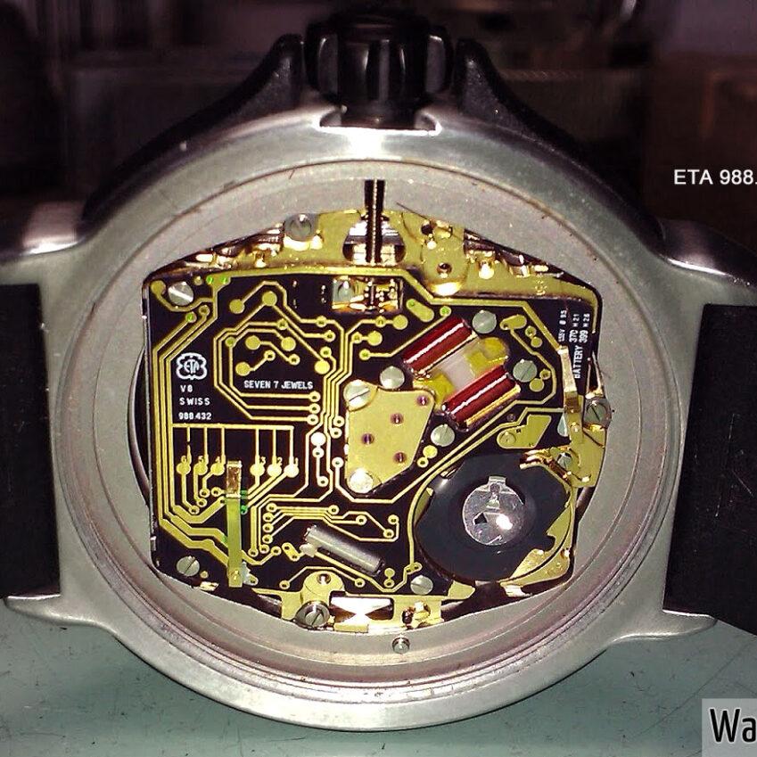 ETA caliber 988.432