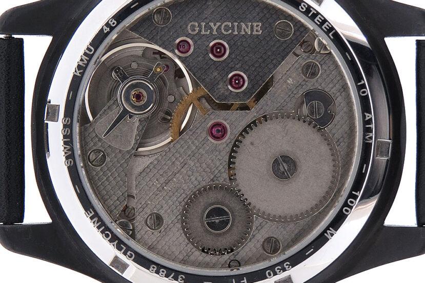 Glycine 6497-1 ETA Unitas Caliber