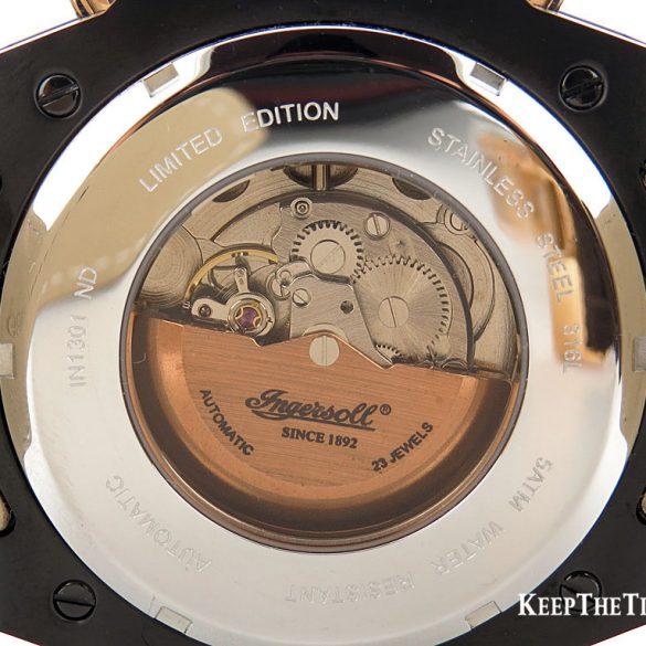 Ingersoll Caliber 526 Automatic Watch Movement