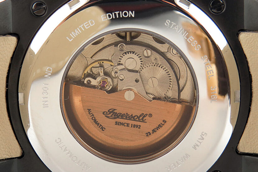 Ingersoll Caliber 526 Automatic Watch Movement