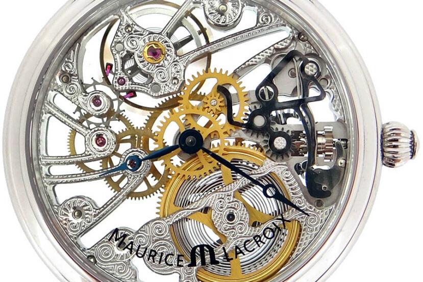 Maurice Lacroix Caliber ML16 Unitas 6497