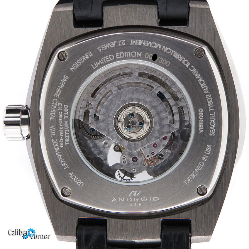 Seagull TY-802 Caliber Tourbillon Chinese Movement