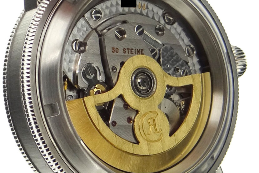 Chronoswiss Caliber C 122 Regulator Automatic Movement
