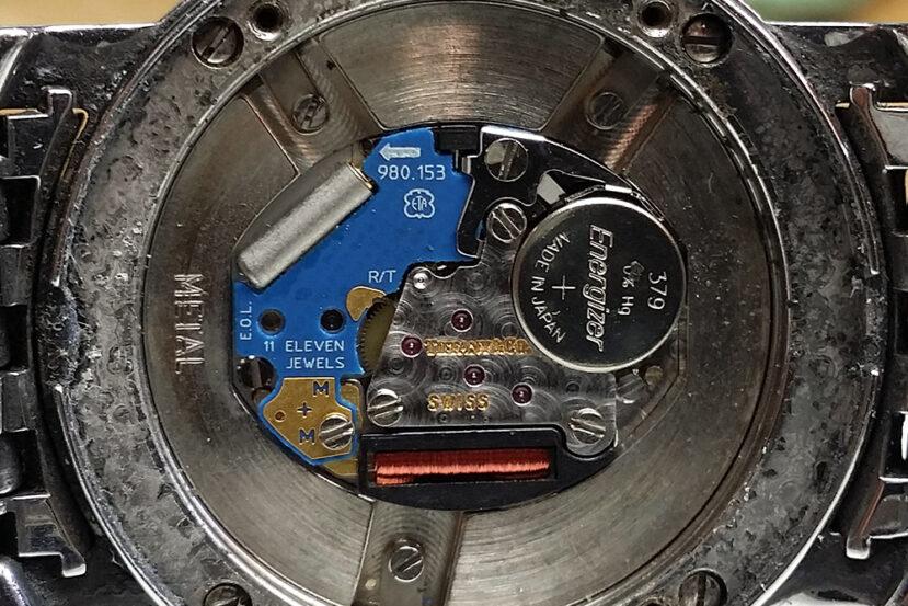 ETA Caliber 980.153
