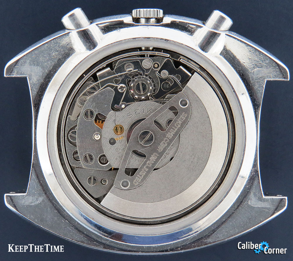 Seiko 6139B Caliber Vintage Watch Movement
