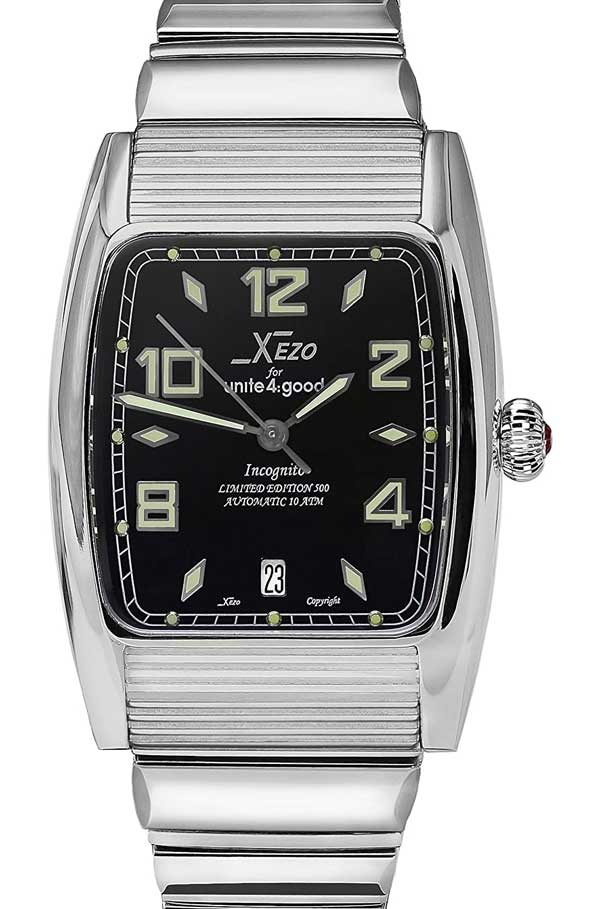 Xezo Incognito Watch 9015
