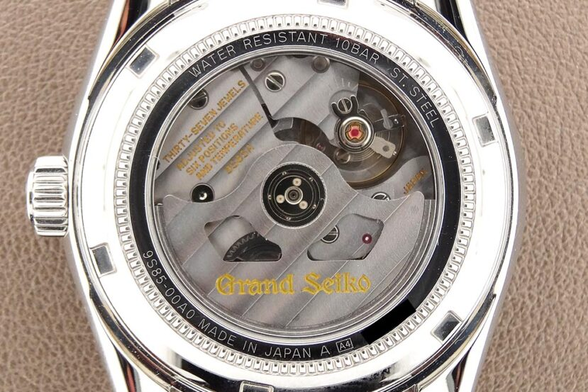 Grand Seiko Caliber 9S85 Hi-Beat Automatic Movement