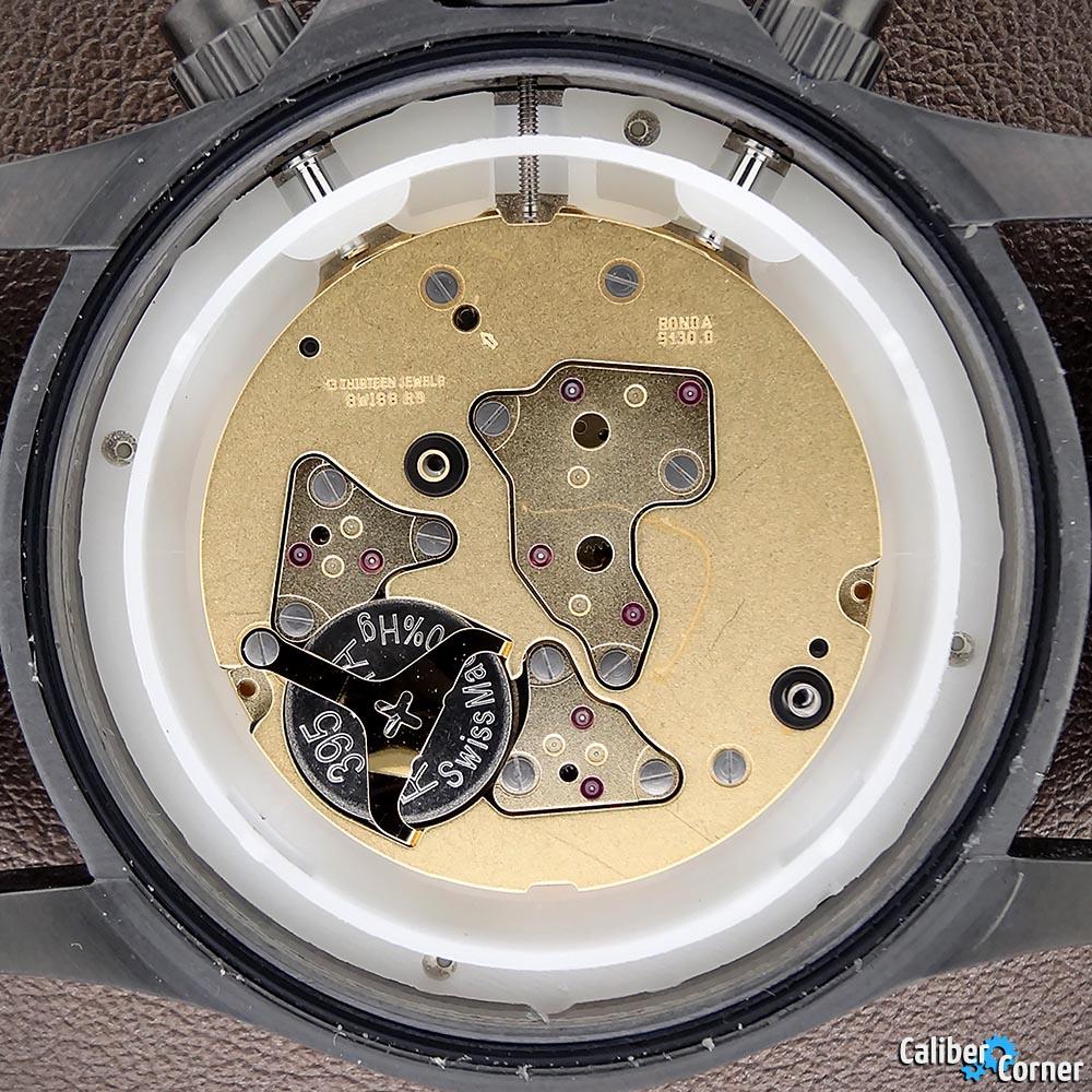 Ronda Caliber 5130.D Quartz Watch Movement