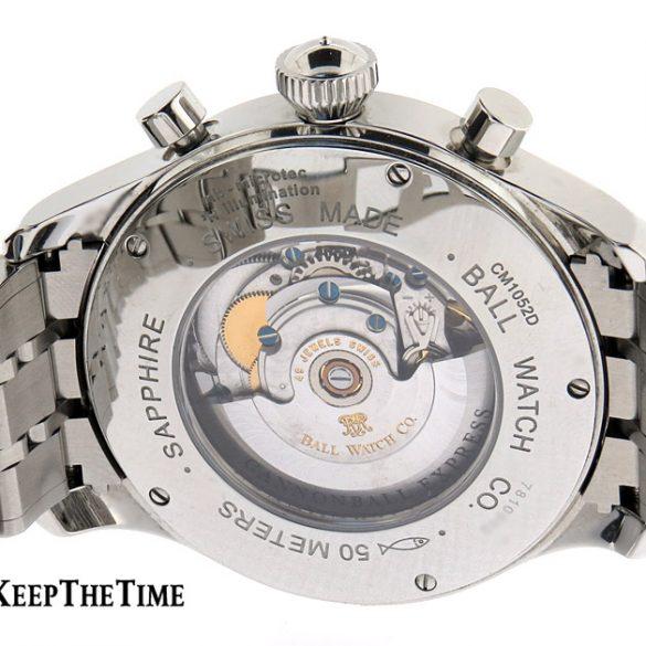 Ball Watch Caliber 2050 Automatic Movement