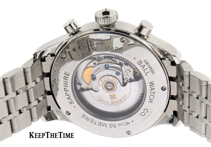 Ball Watch Caliber 2050 Automatic Movement