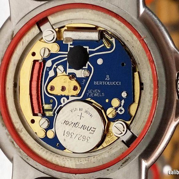 ETA caliber 956.412 quartz watch movement pics, specs, reviews
