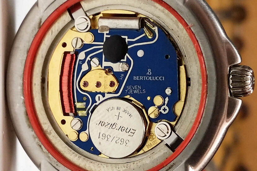 ETA caliber 956.412 quartz watch movement pics, specs, reviews