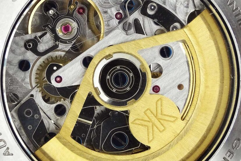 ETA Valjoux 7750 caliber automatic watch movement