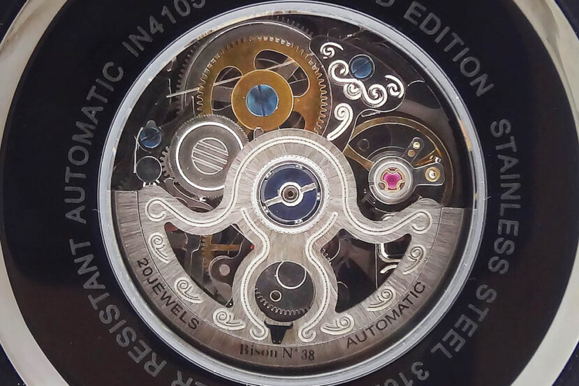 Ingersoll Caliber 419 Automatic Watch Movement