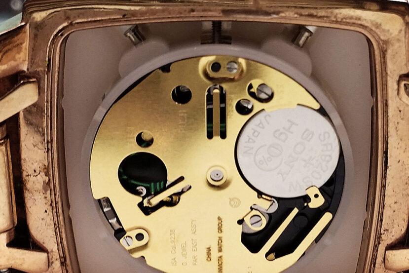 ISA Caliber 9238 quartz watch movement specs and pics