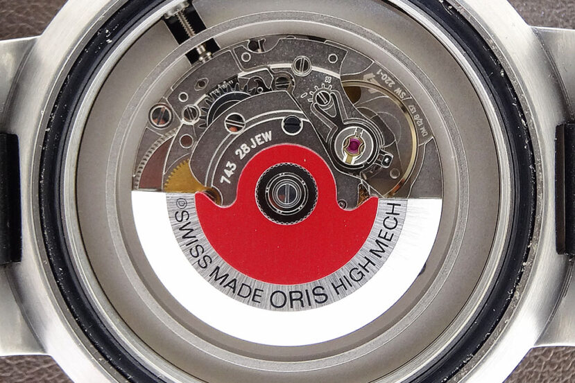 Oris Caliber 743 Automatic Watch MovementOris Caliber 743 Automatic Watch Movement