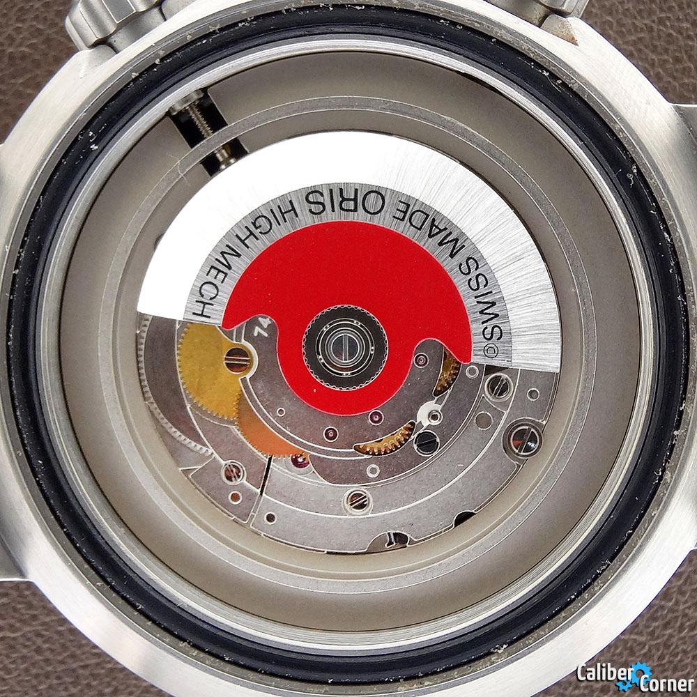 Oris Caliber 743 Automatic Watch Movement