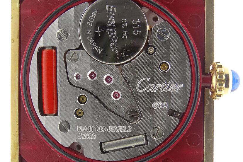 Cartier Caliber 690 Quartz Watch Movement
