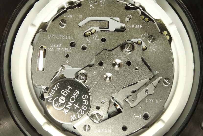 Miyota 0s25 Quartz Caliber Watch Movement