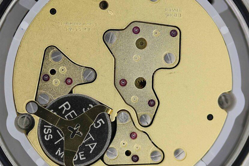 Ronda caliber 5040.D quartz movement