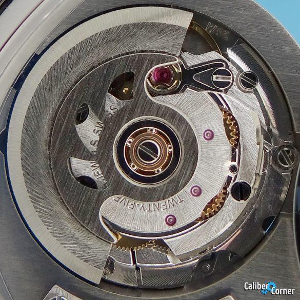 ETA Caliber 2671 small automatic watch movement
