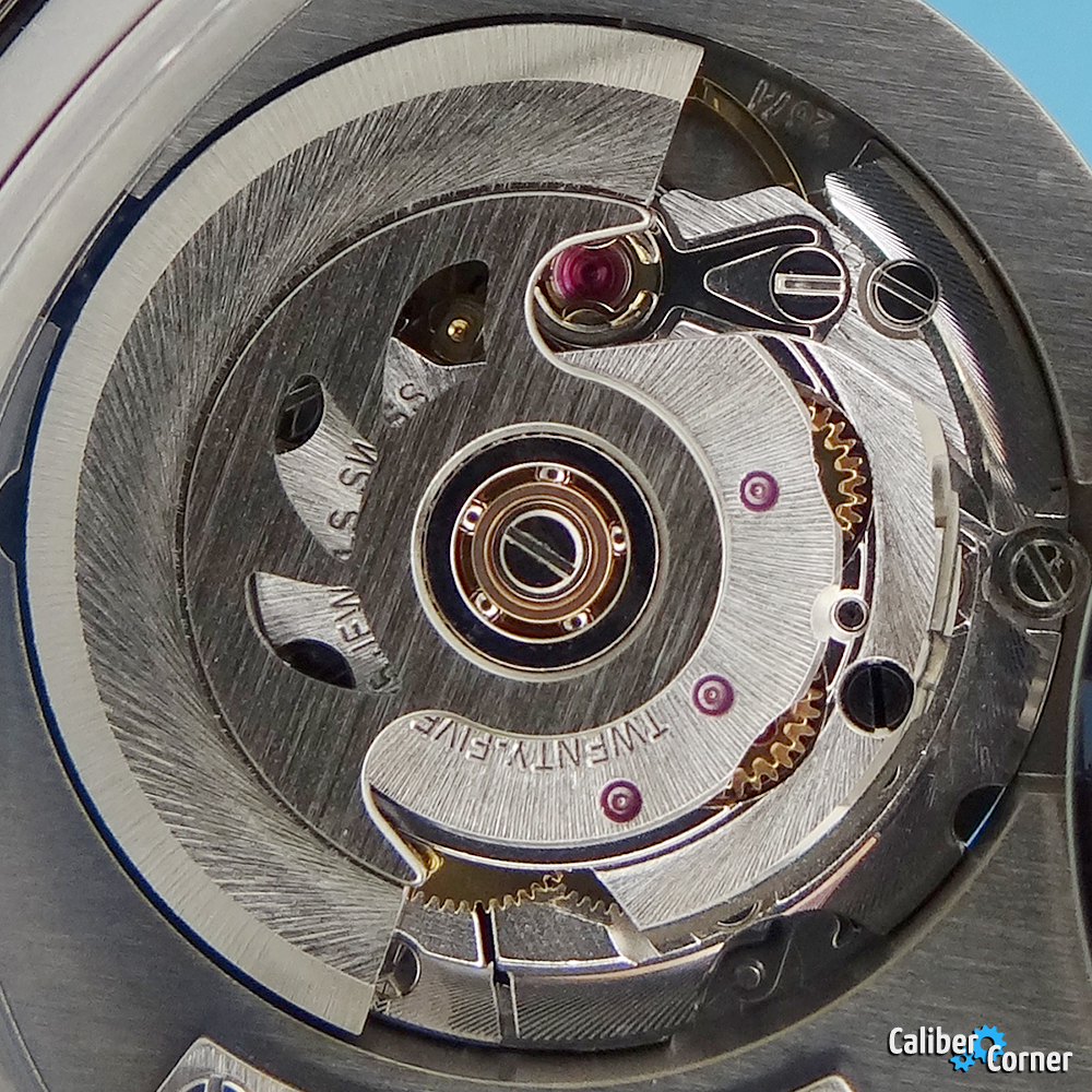 ETA Caliber 2671 small automatic watch movement
