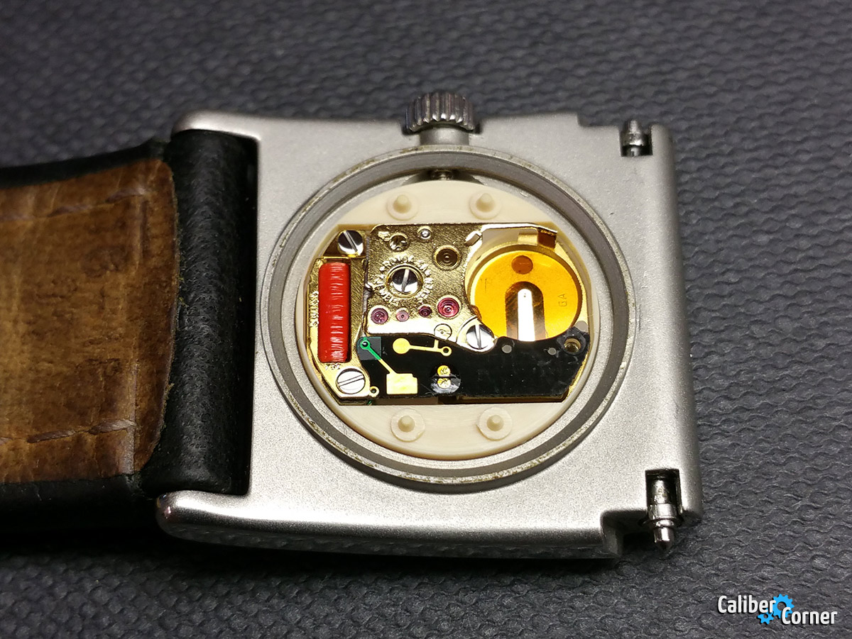 Breitling Caliber 70 Ronda 732 Quartz Watch Movement