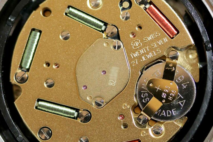 ETA 251.233 COSC Thermo Compensated Quartz Chronograph Watch Movement