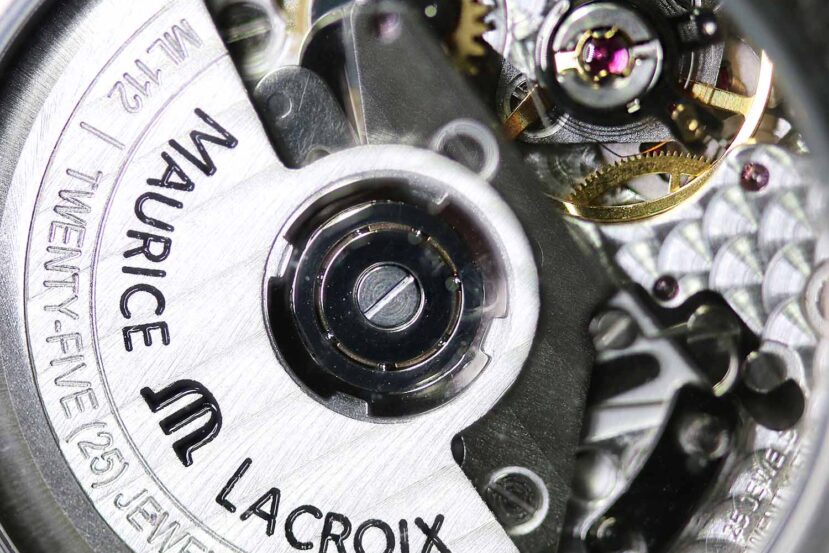 Maurice Lacroix Caliber ML-112 Automatic Watch Movement