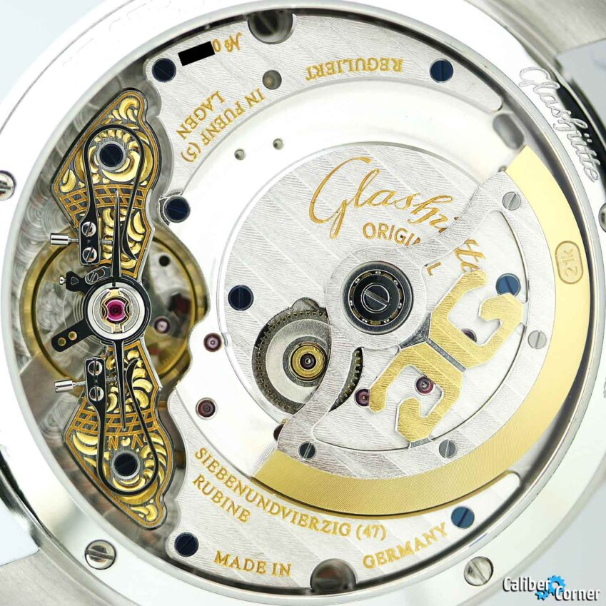 Glashutte Original Caliber GO 90-02 90-12