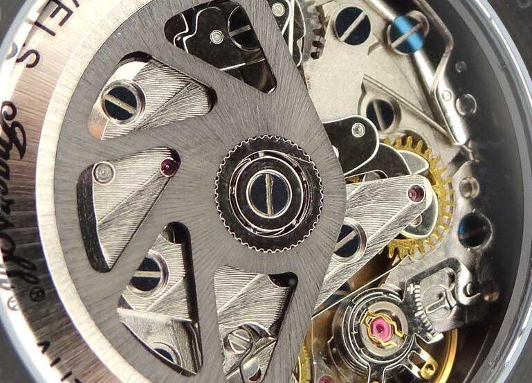 Ingersoll Caliber 886 Chronograph
