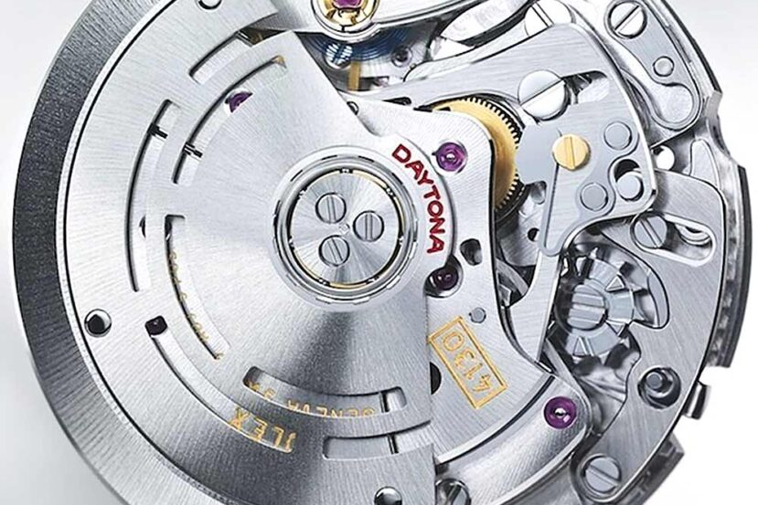 Rolex Caliber 4130 Crown Daytona Movement