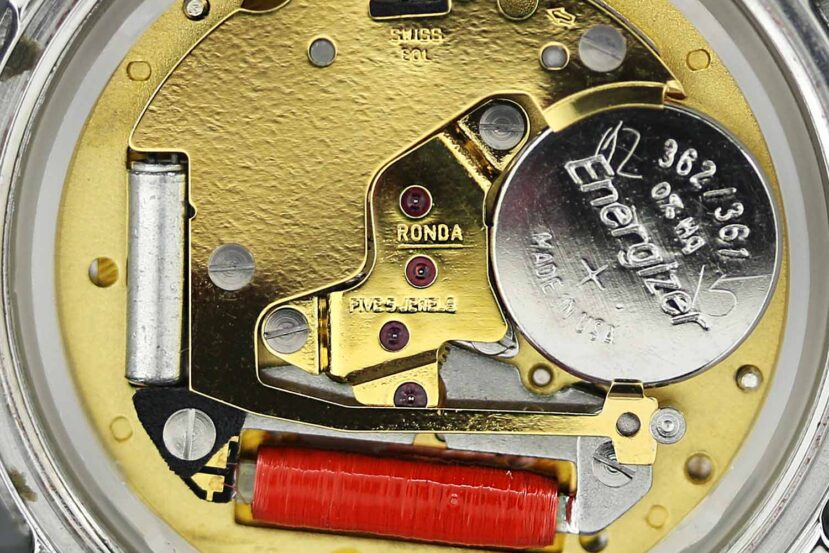 Ronda Caliber 785 Quartz Watch Movement