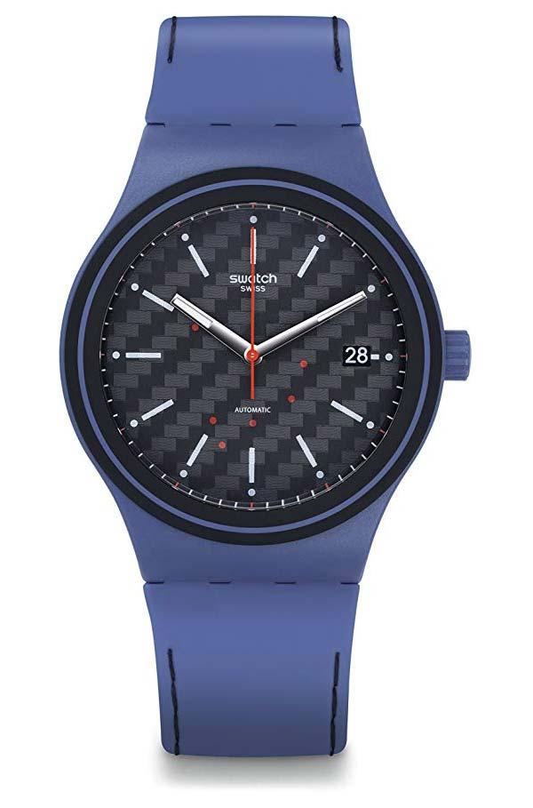 Swatch Sistem51 Sutn402 Blue