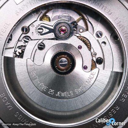Eta 2824 2 Microbrand Watch