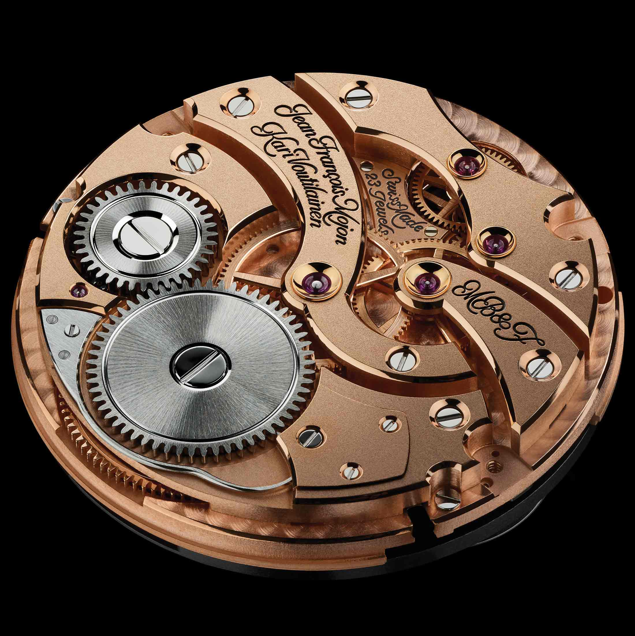 MB&F Caliber LM1 Silberstein Movement