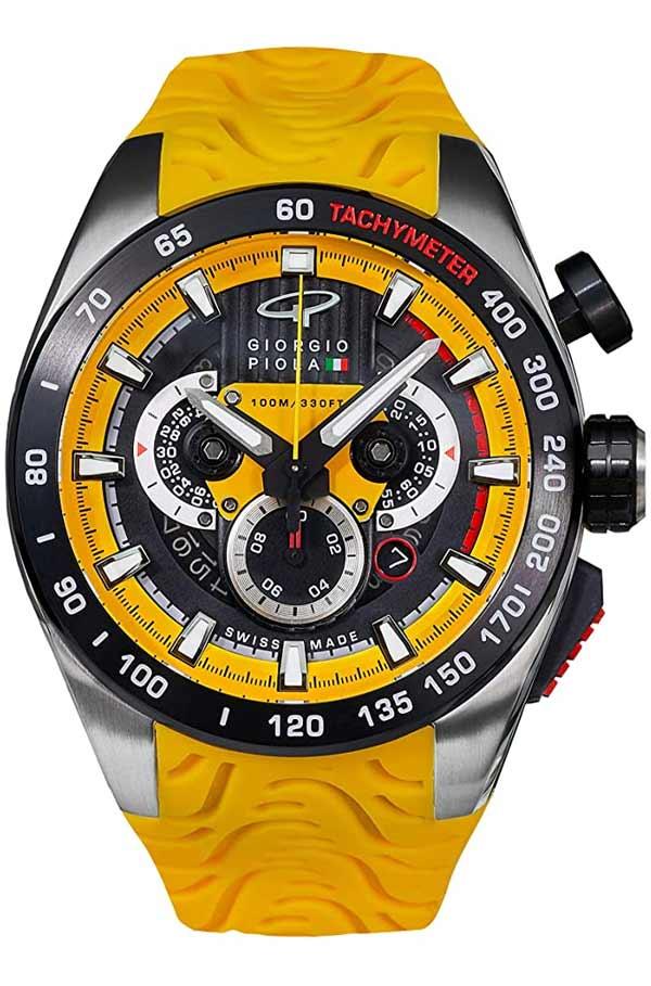 Giorgio Piola Shift Watch Ronda 5040 D